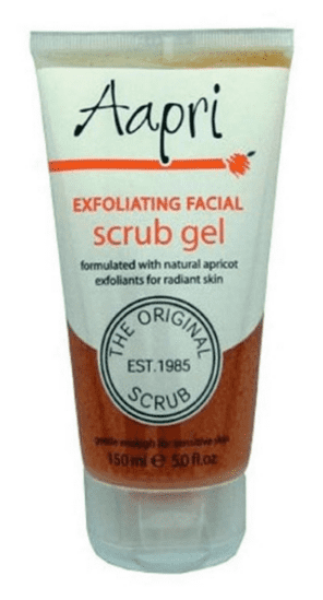 Aapri - Exfoliating Facial Scrub Cream 150ml