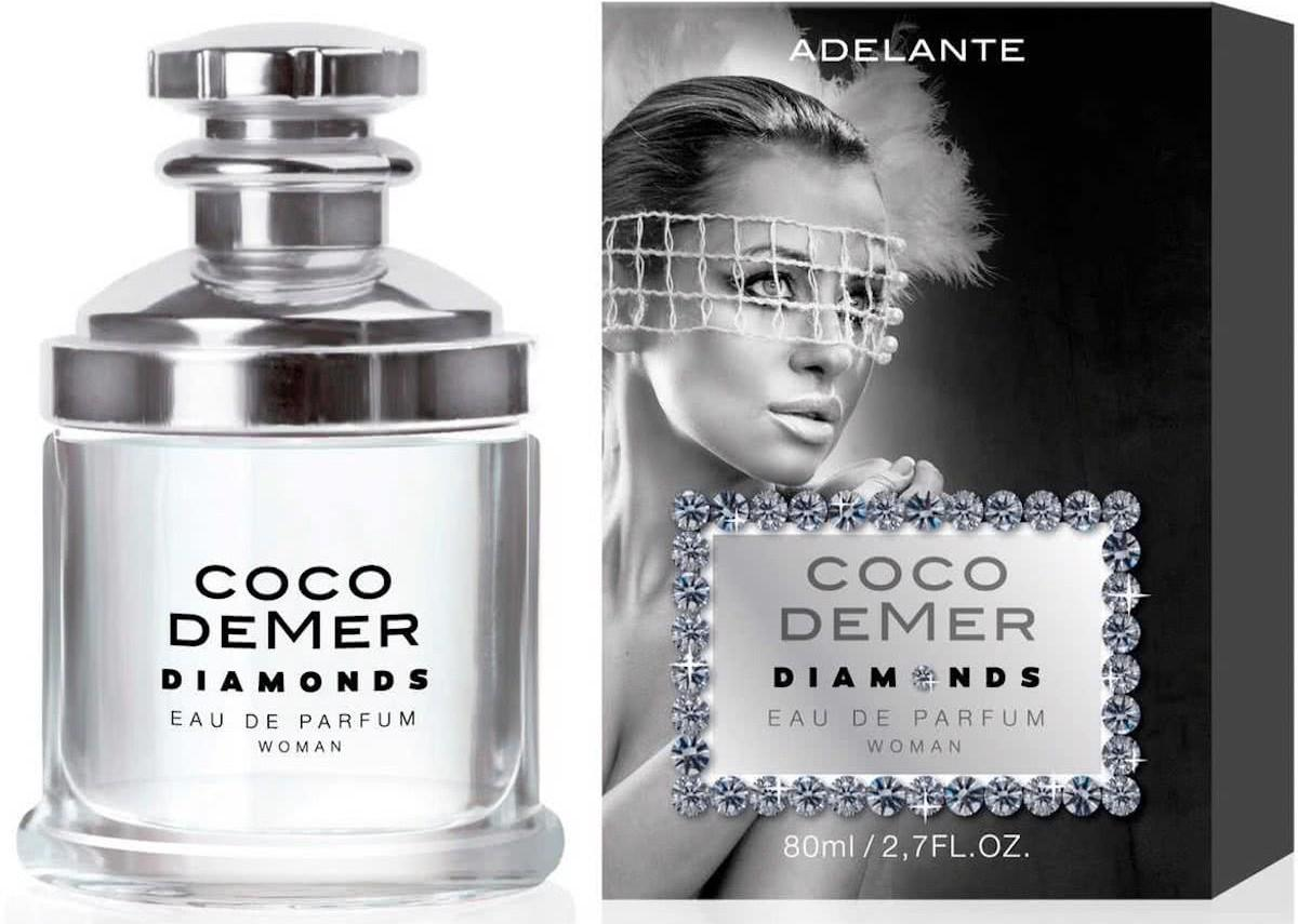 Adelante Eau de Parfum Coco de Mer Diamonds - Women 100 ml