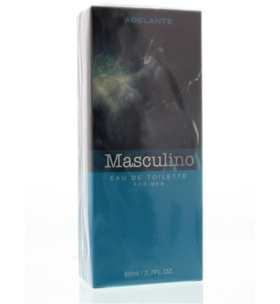 Adelante Masculino Eau De Toilette Female (80ml)