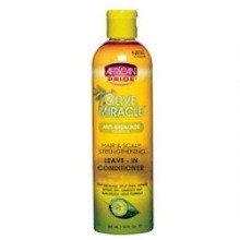 African Pride Olive Miracle Leave-In Conditioner 355 ml