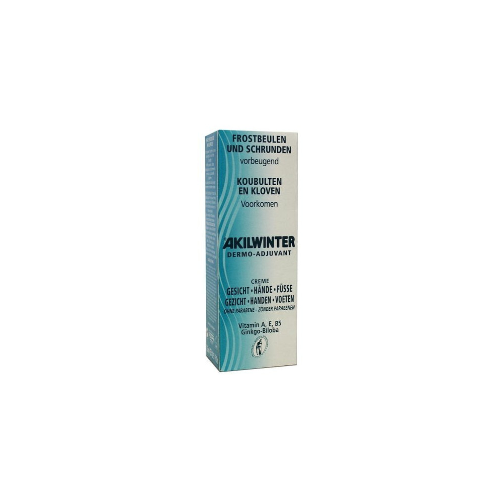 Akileine Wintercreme Tube 75 ml