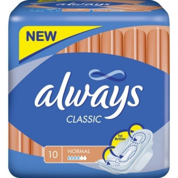 Always Maandverband Classic Normal - 10 stuks