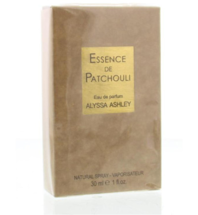 Alyssa Ashley Essence De Patchouli Eau De Parfum (30ml)