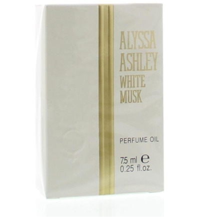 Alyssa Ashley White Musk Perfume Oil (7.5ml)