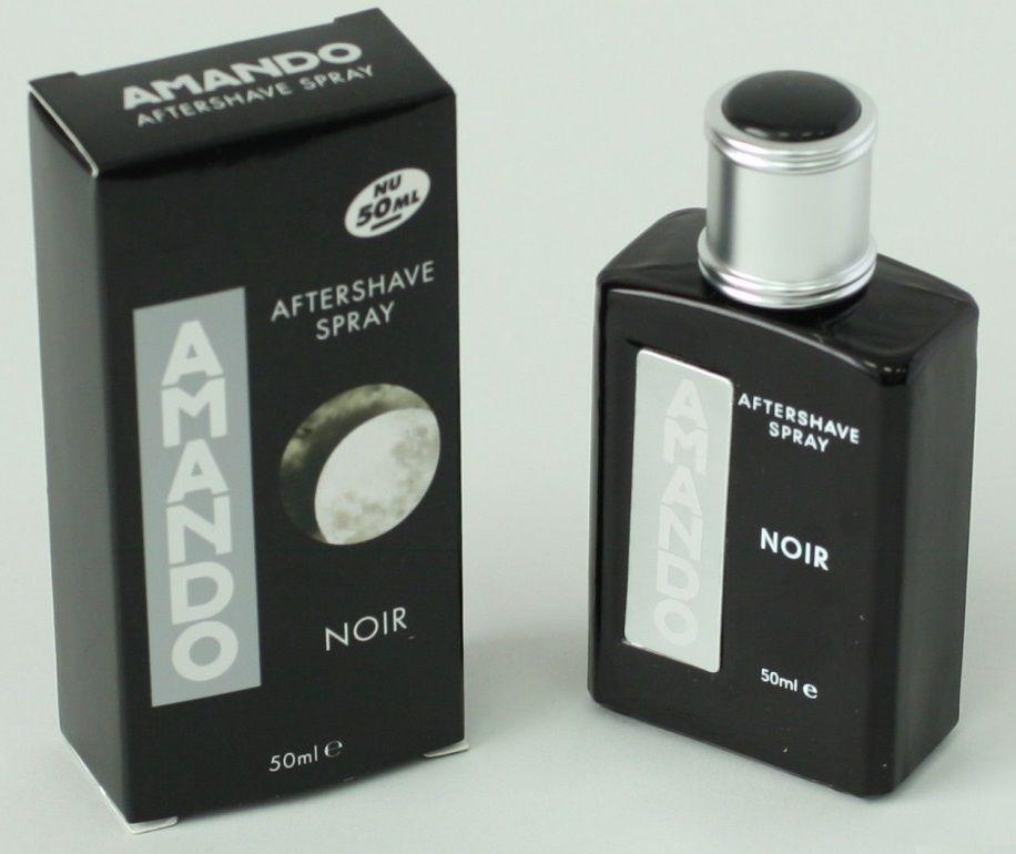 Amando Aftershave Lotion Spray Noir - 50ml