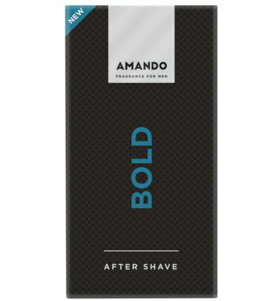 Amando Bold Aftershave (50ml)