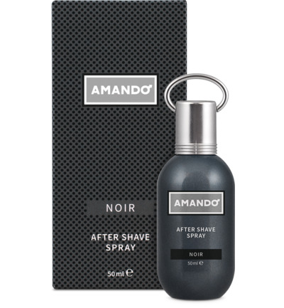 Amando Noir Aftershave Spray (50ml)