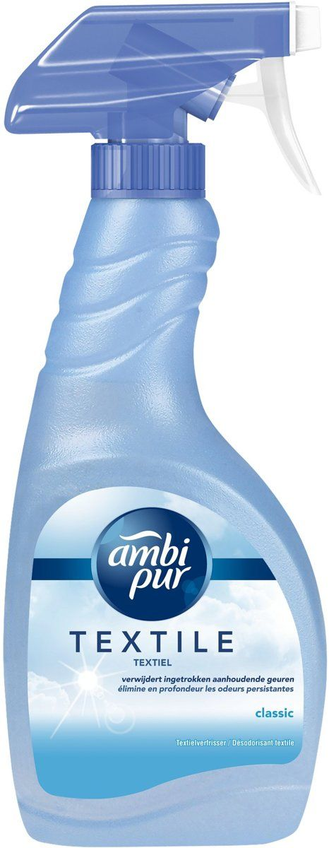 Ambi Pur Spray Textiel Spray Classic - 500 ml