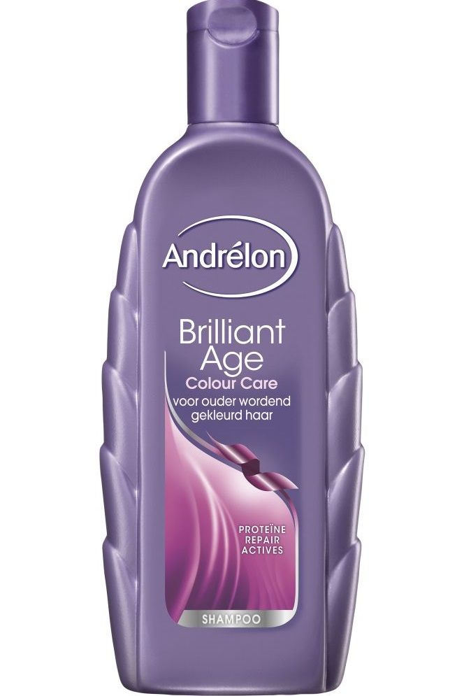 Andrélon Brilliant Age Colour Care Shampoo - 300 ml