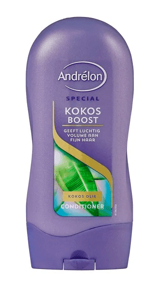 Andrélon Conditioner Kokos Boost - 300 ml