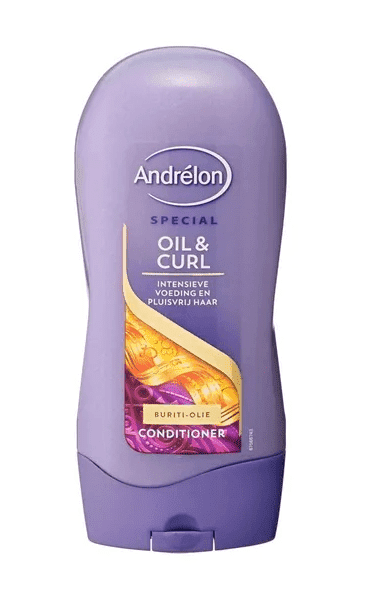 Andrélon Conditioner Oil & Curl - 300 ml