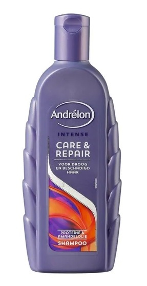 Andrélon Intense Shampoo - Care & Repair 300 ml