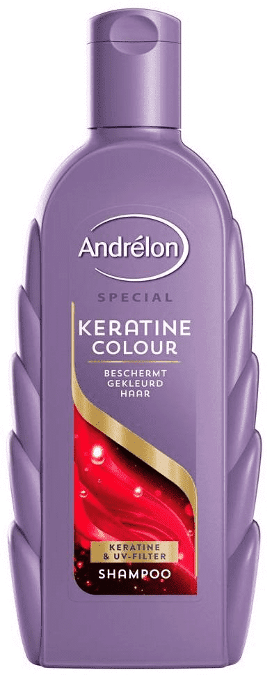 Andrélon Shampoo Keratine Colour - 300 ml