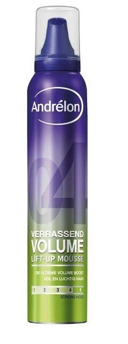 Andrelon Mousse - Verrassend Volume 200 ml