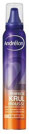 Andrelon Mousse spray perfecte krul mousse - 200ml