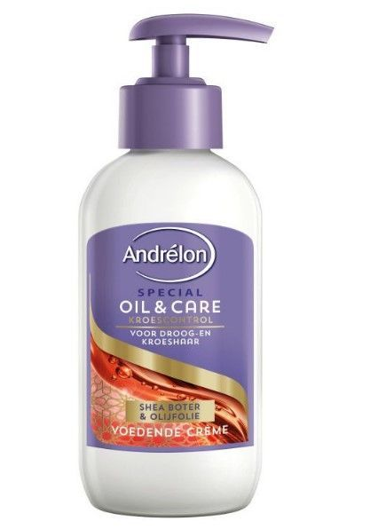 Andrelon Oil & Care Haarcreme - 200 ml