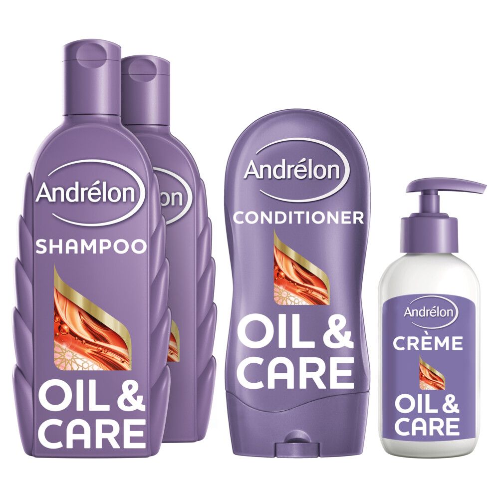 Andrelon Pakket Oil and Care