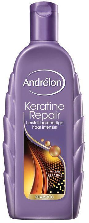 Andrelon Shampoo - Keratine Repair 300 ml