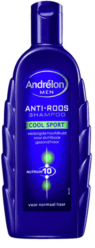 Andrelon Shampoo Men - Cool Sport 300 ml.