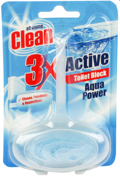 At Home - Toiletblok Aqua Power 40gr