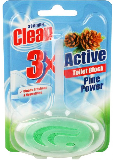 At Home - Toiletblok Pine Power 40gr