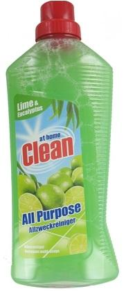 At Home Clean Lime & Eucalyptus Allesreiniger - 1l