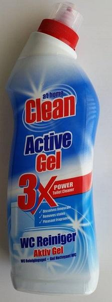 At Home Clean Toiletreiniger - Active Gel 750 ml