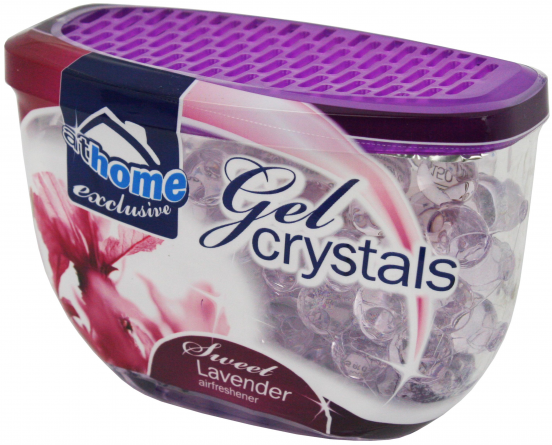At Home Luchtverfrisser - Gel Crystals Lavendel & Kamille 150g