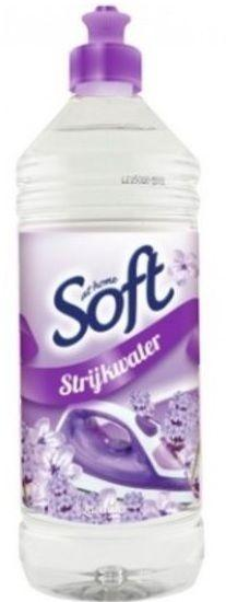 At Home Soft Strijkwater - Lavendel 1l.