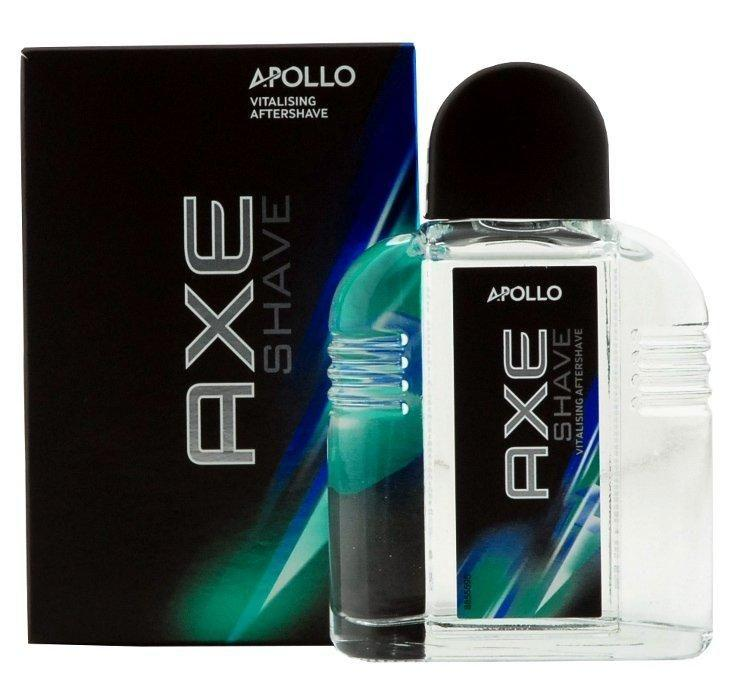 Axe Aftershave Lotion Apollo 100 ml