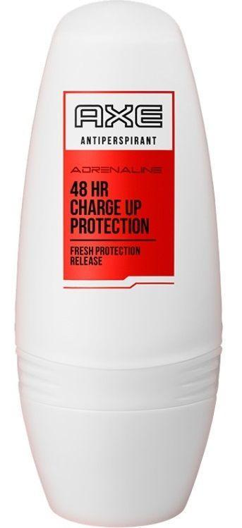 Axe Deo Roll-on - Adrenaline Charge Up Protection 50 ml