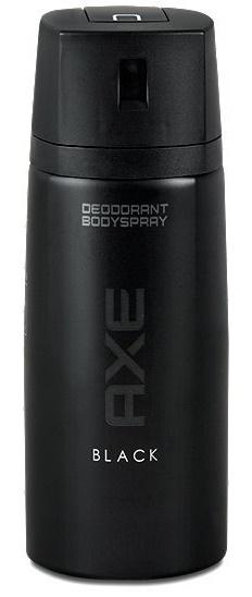Axe Deodorant BodySpray - Black 150 ml