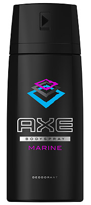 Axe Marine Deospray Deodorant - 150 ml