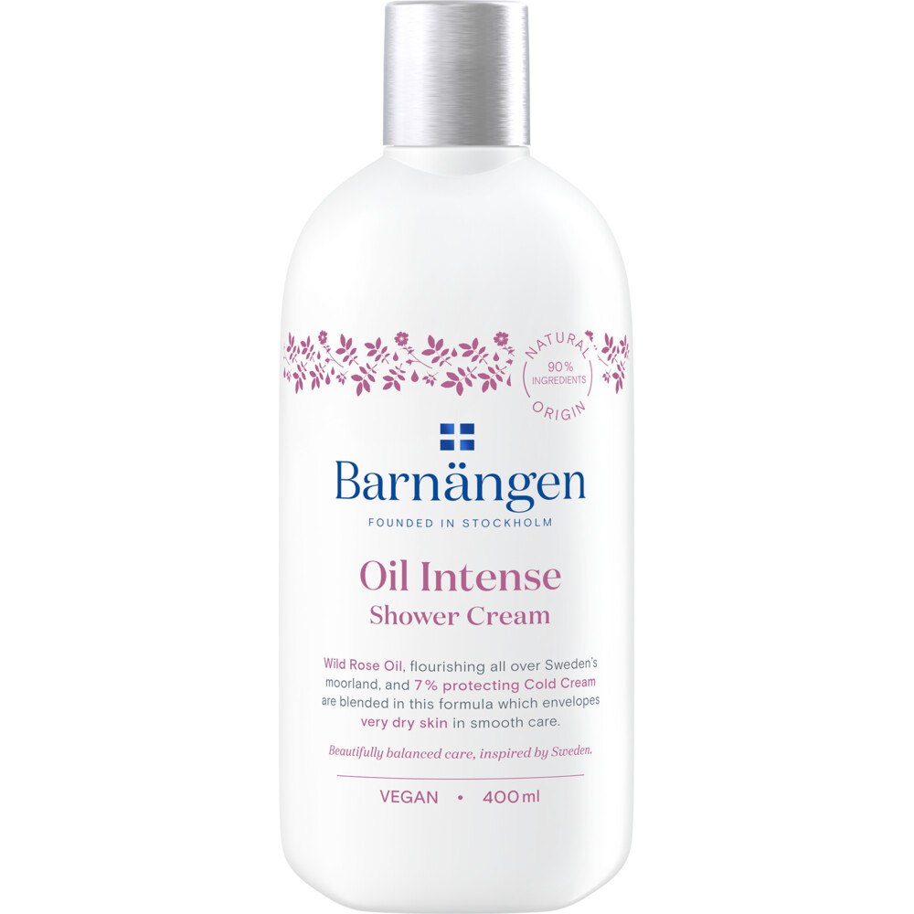 Barnangen Douchegel Oil Intense 400 ml