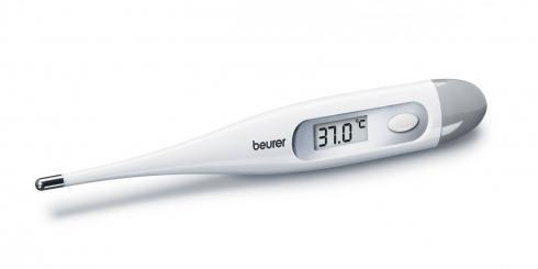 Beurer FT09 Thermometer wit/grijs