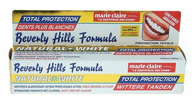 Beverly Hills Formula Tandpasta Original Natural White