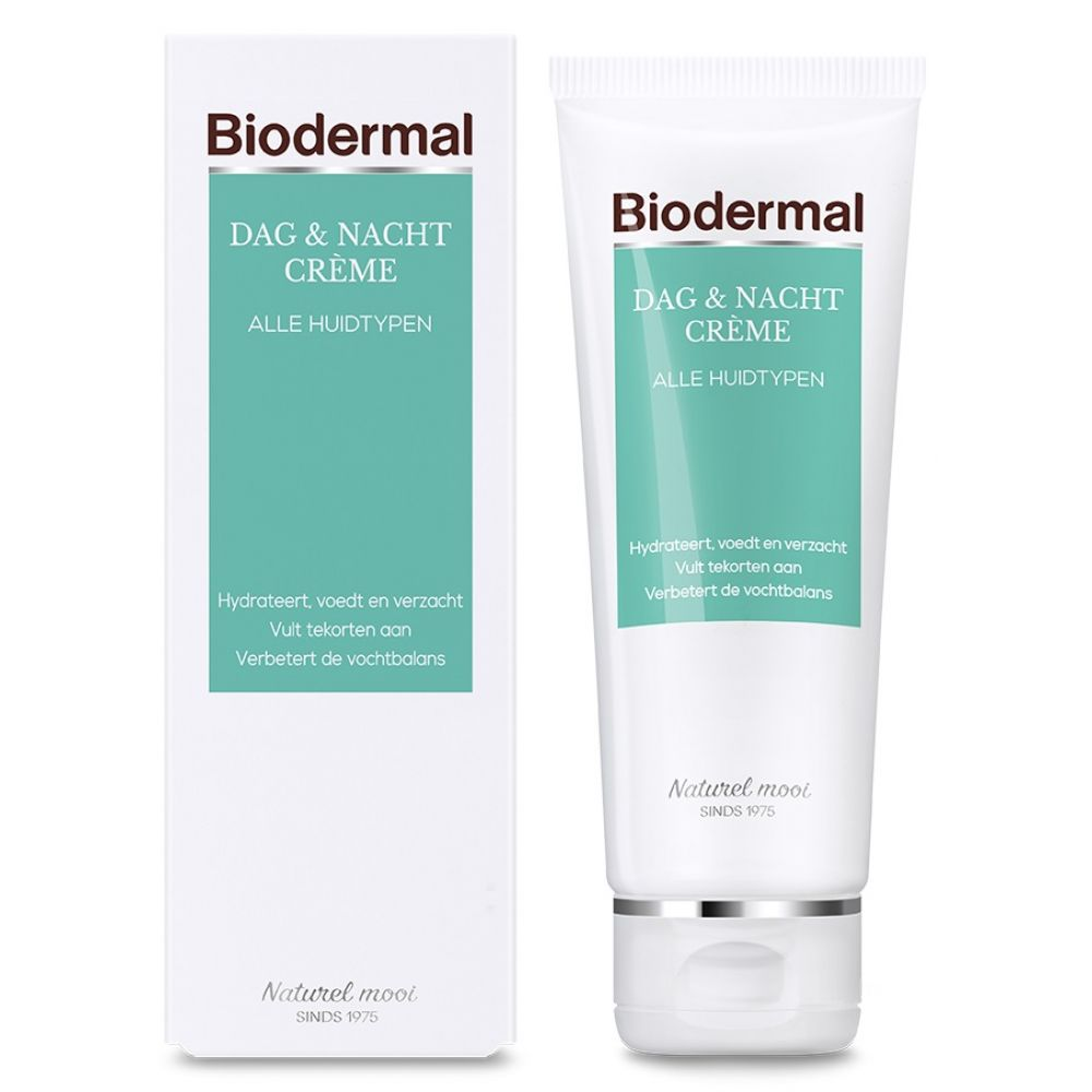 Biodermal Dag&Nachtcrème 100 ml