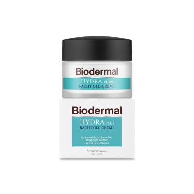 Biodermal Hydra Plus Nacht Gel Crme
