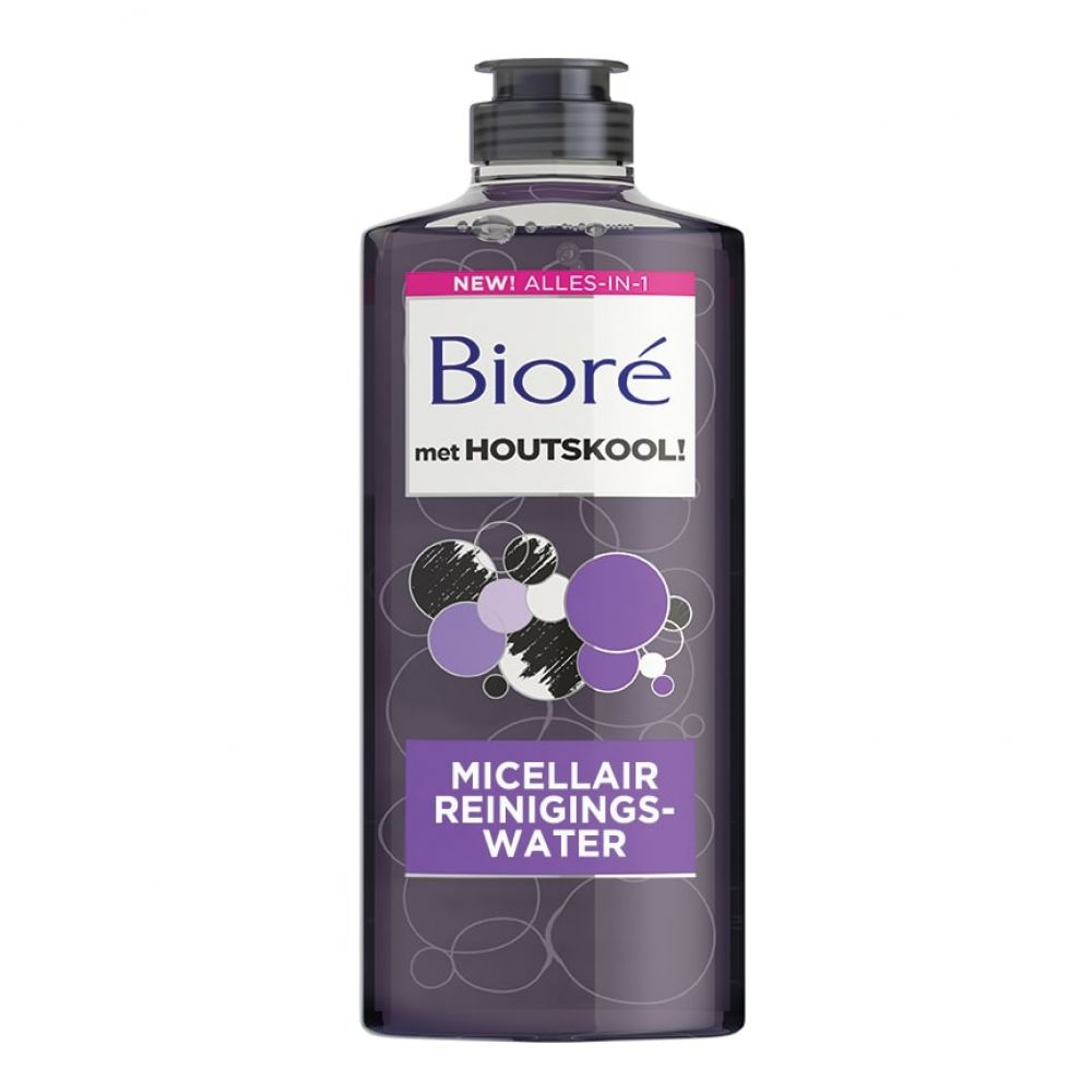 Bioré Houtskool Micellair Water 300 ml