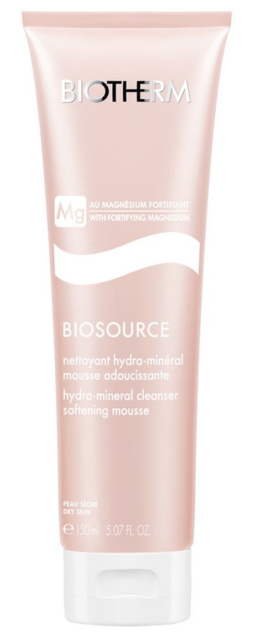Biotherm Biosource Gel Nettoyant Mg Droge Huid 150,0 ml