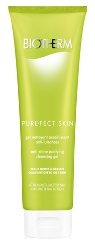 Biotherm Purefect Skin Cleansing Gel 125,0 ml