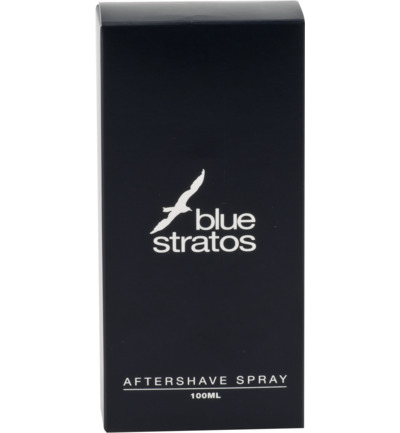 Blue Stratos Aftershave Vapo (100ml)