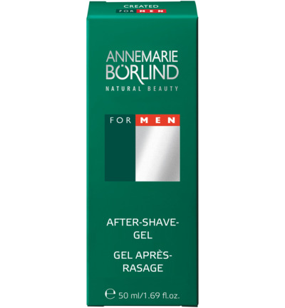 Borlind For Men Aftershave Gel (50ml)