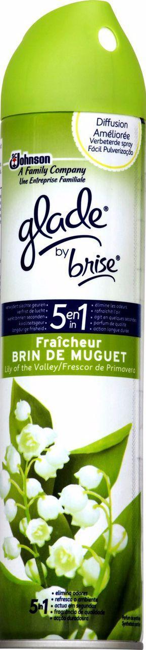 Brise Glade Luchtverfrisser - Lily of Valley 300 ml