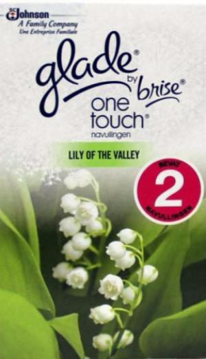 Brise One Touch Navulling - Duo Lily Of The Valley 2x10ml