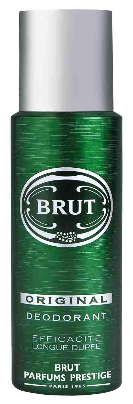 Brut Deospray Deodorant Original 200 mL