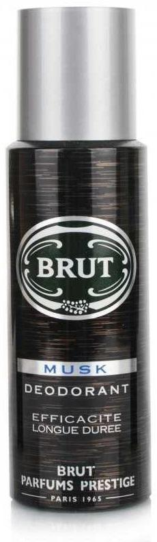 Brut Musk Deodorant Spray - 200ml