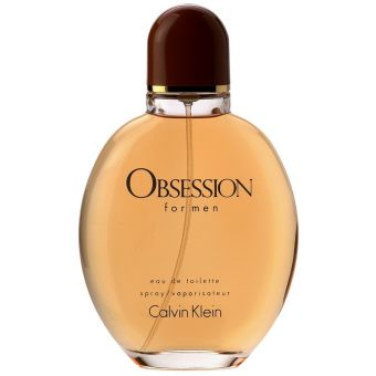 Calvin Klein Obsession Man Eau de Toilette 125 ml