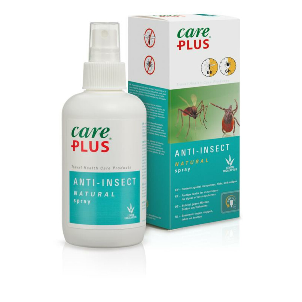 Care Plus Anti-Insect Natuurlijke Spray 200 ml