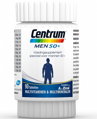 Centrum Multivitamine Men 50plus